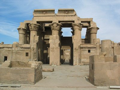 Visit Temple of Kom ombo in Egypt