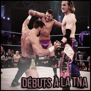 MagnificentWreslter  Votre source sur Jesse Sorensen, AJ Styles et  Devon  • Ses Débuts dans la meilleure des fédérations