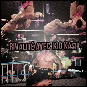MagnificentWreslter  Votre source sur Jesse Sorensen, AJ Styles et  Devon  • Rivalité avec Kid Kash