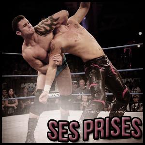 MagnificentWreslter  Votre source sur Jesse Sorensen, AJ Styles et  Devon  • Ses Prises