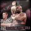 MagnificentWreslter  Votre source sur Jesse Sorensen, AJ Styles et  Devon  • Son deuxième titre solo