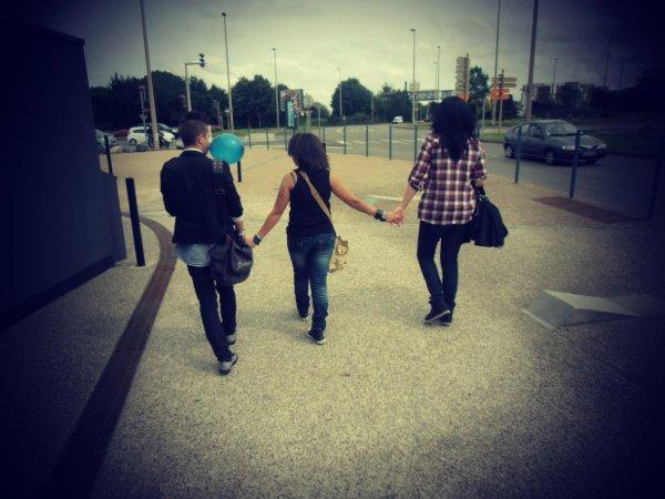 Parce que je ne vois pas ma vie sans eux..♥