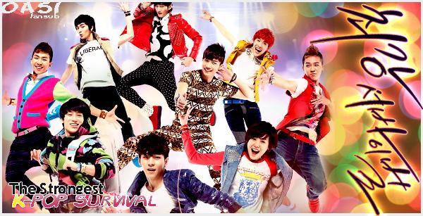 K-Pop Ultimate Audition