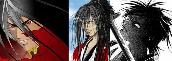 Samourai Deeper Kyo