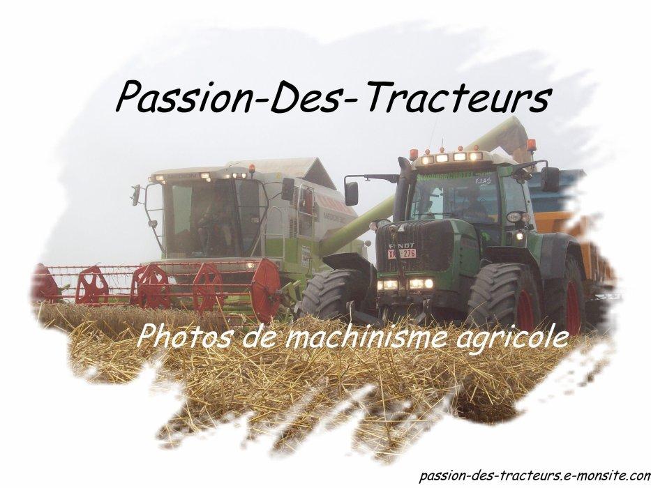 Passion Des Tracteurs