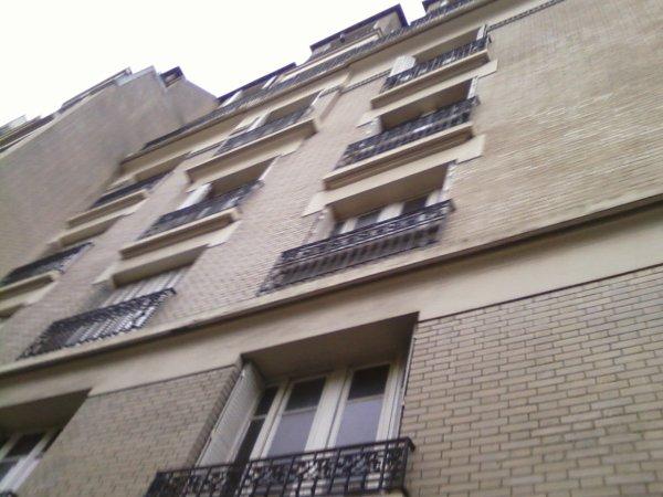 mon voyage a paris