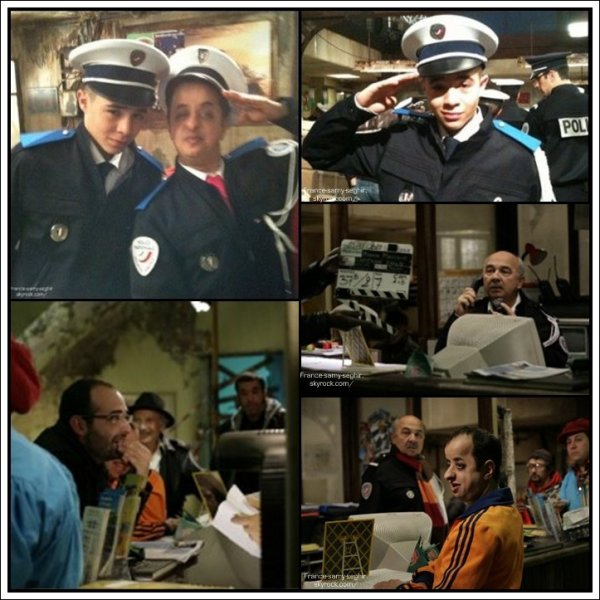 [26/02/11]    Capitaine Khalid, la honte de la police !