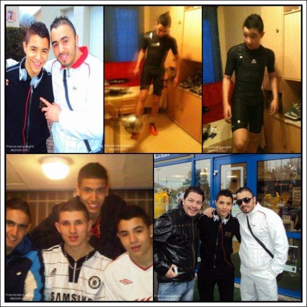 [ 26/02/11]Nouvelle photo poster par Samy seghir, a l'anniversaire du joueur algerien ryad boudebouz!