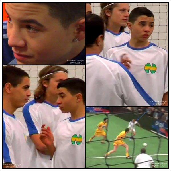 [18/03/11] Samy Seghir, Qui joue Au foot A Voir !
