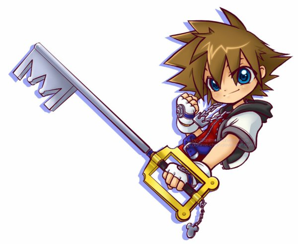 Kingdom hearts (RPG)