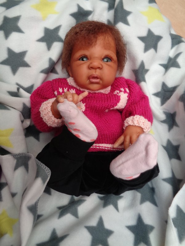 Amaya est née, a adopté 300¤ + fdp