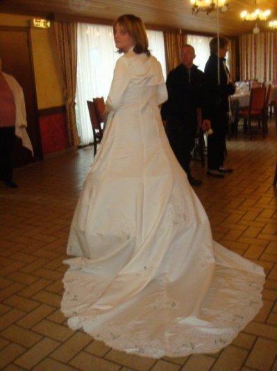 le mariage de ma soeur le 24 octobre 2009