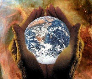 Un groupe : sauvons notre belle planet bleu