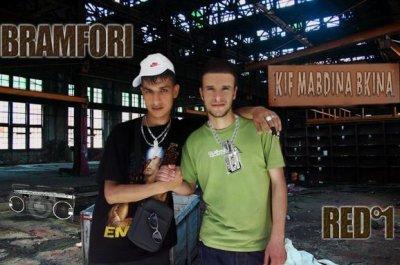Red1 Feat Bramfori --Kif mabdina b9ina