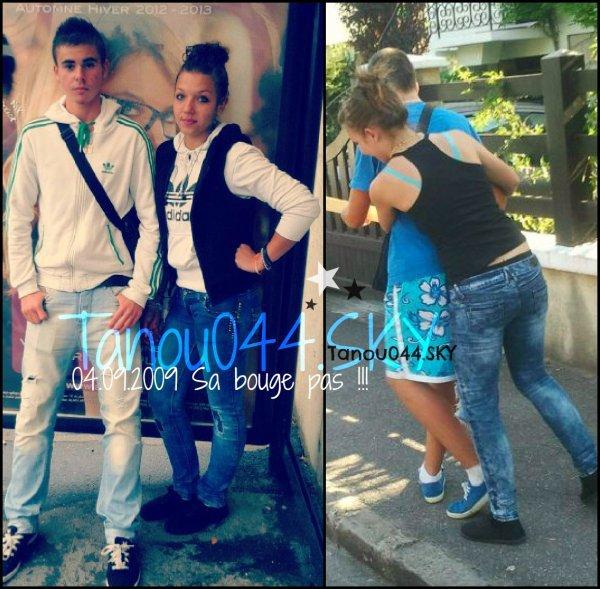 ♥ Tania et Andréas ♥
