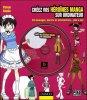 Petite histoire+ concours: Gagnez un livre de créations de mangas sur ordinateur, et bien d'autres choses !!