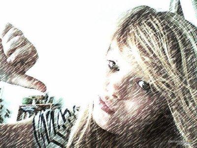 ma ptite soeur ke jaime je ne pourai jamai t oublier car tes la seulle fille ki peu me rendre heureux grave a twa je suis bien dans ma peaux sans twa ma vie et en enfer revient vite dans mes bras car tu me manque toute les seconde je pense a twa et meme tout les temp meme au bahu je pense twa alors regarde mes yeux il vont dans ta direction je taime a en mourire ma ptite soeur ke jaime pour la vie                        Alison &florian = pour la vie