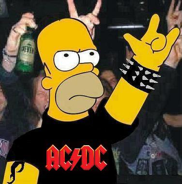 AC/DC The lord of Rock Musique