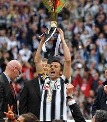 Le meilleur joueur de la Juve a fait ses adieux au Juventus Stadium Ciaoo Del Piero tu nous manquera ♥