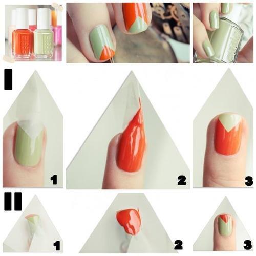 Tutoriel nail art numéro 3.