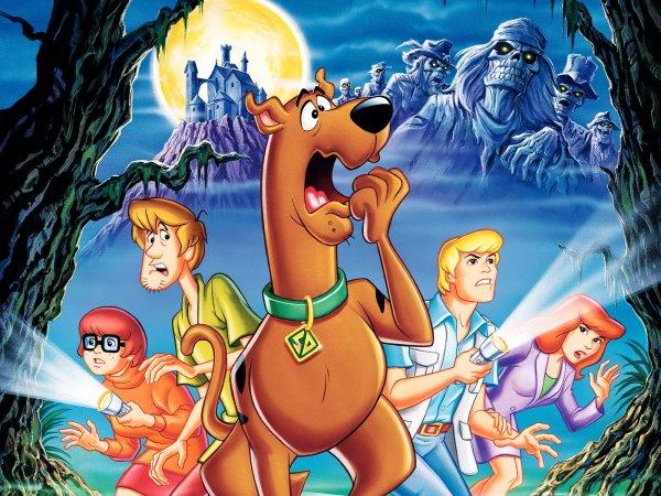 2 scooby doo - Dessin Anim Scooby Doo