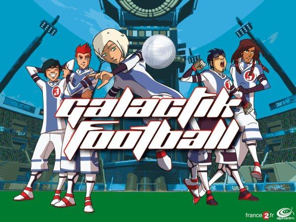 121 - Galactik Football