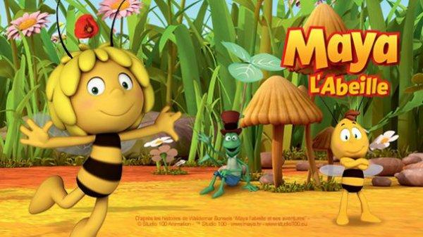 122 - Maya L'abeille