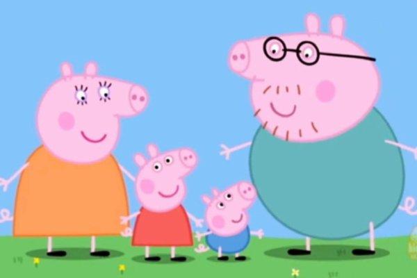 123 - Peppa Pig