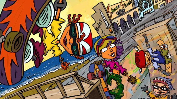126 - Rocket Power