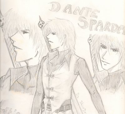 ♥ Dante Sparda The Greatest Devil Hunter of All Time!!! ♥