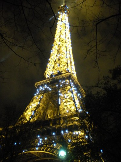 Paris me voila!! ;D