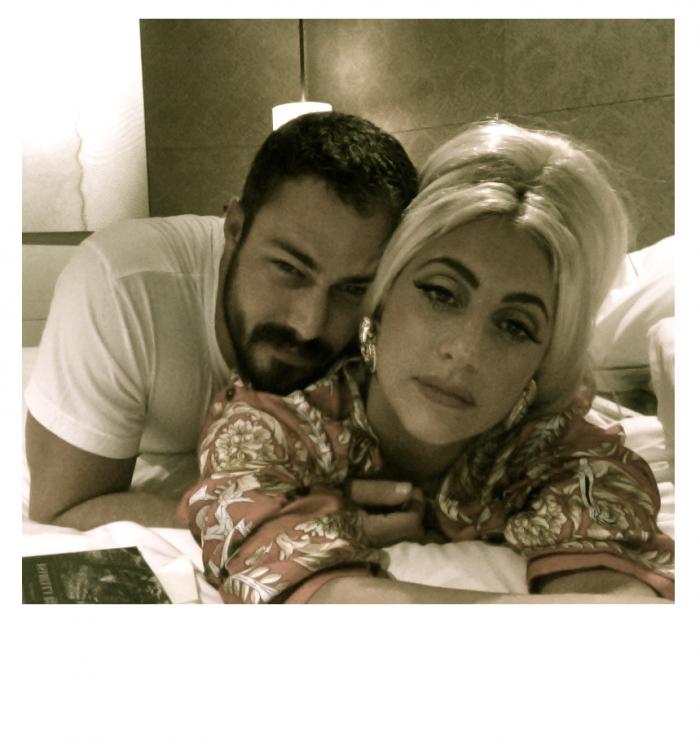 Lady Gaga et son boyfriend