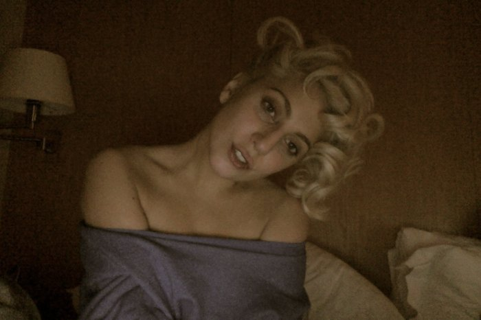 Lady Gaga au naturelle, sans perruque !