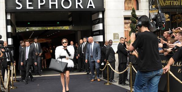 Gaga a vendu 30 millions de parfum FAME