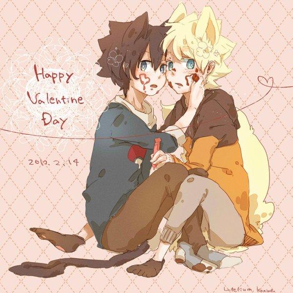 Bonne saint valentin à tous