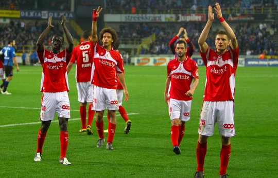 FC Brugge - Standard [ 31.10.2010 ]