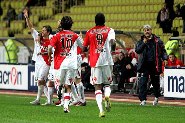 AS Monaco - FC Bordeaux [ 02.10.2010 ]