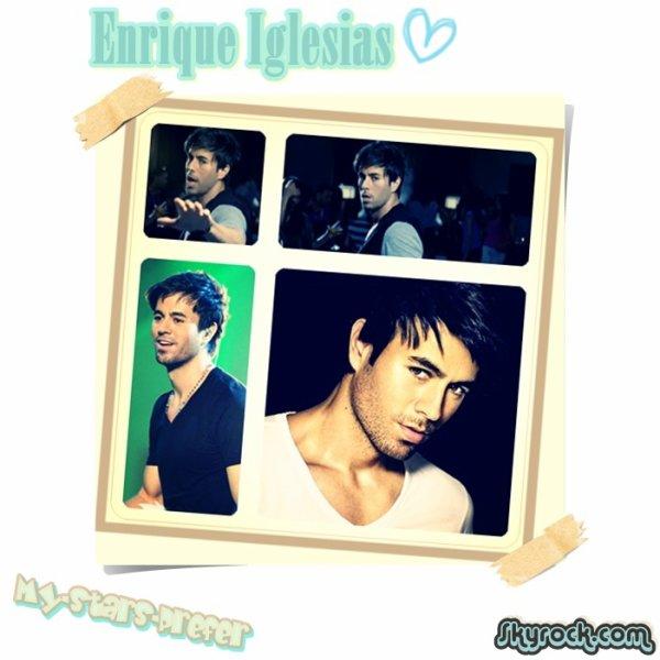 Enrique Iglesias le latino lover $) !