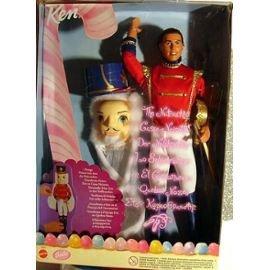 Barbie et Ken casse noisette ( prince Éric) 2001