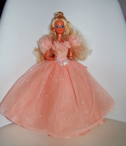 Barbie birthday surprise 1991