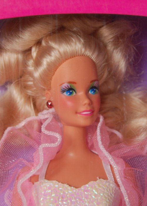 Barbie costum ball 1991
