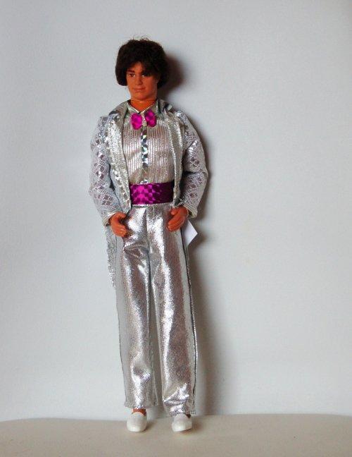 Barbie whitney et ken jewel secrets 1987