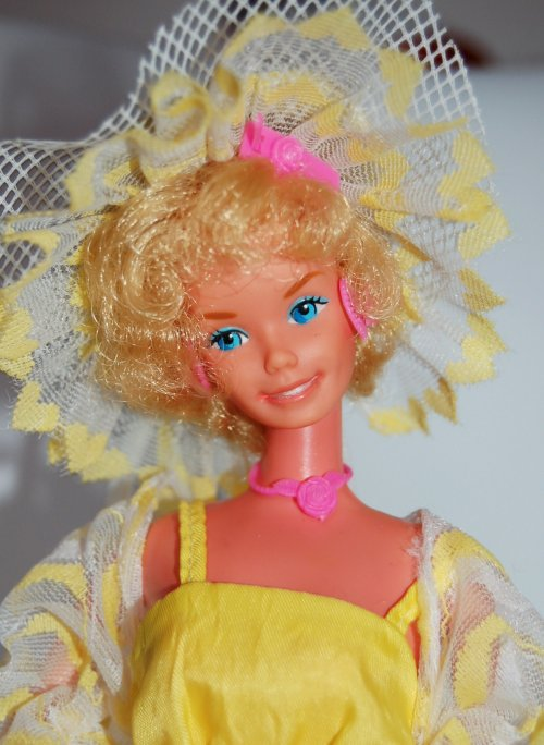 Barbie pretty change 1978
