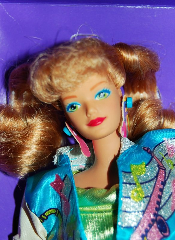 Barbie, bopsy et becky and the sensations 1988