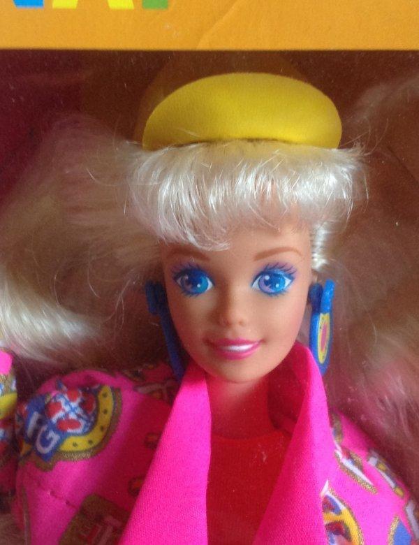 Barbie et Midge naf naf 1993