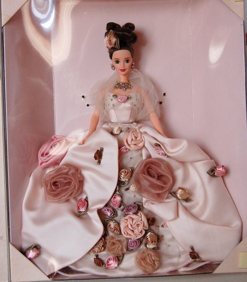 Barbie antique rose 1996
