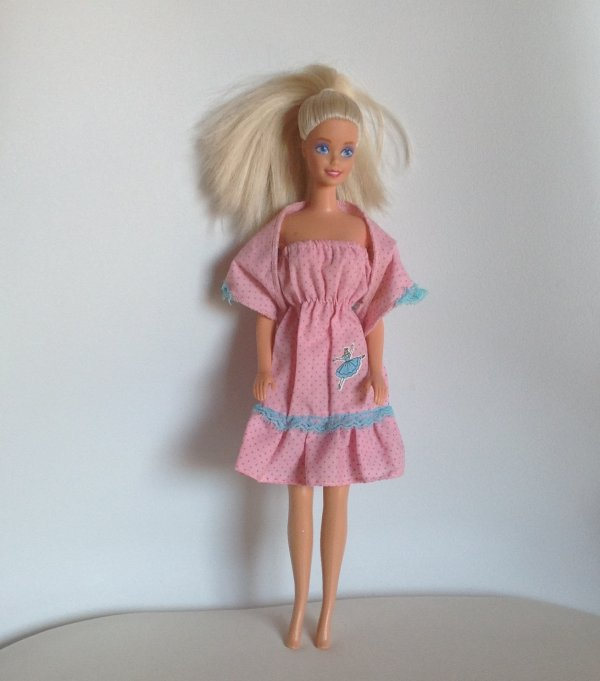 Tenue my first barbie  #4587  1987