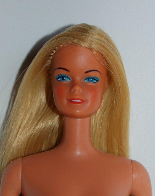 Barbie spiel mît 1978