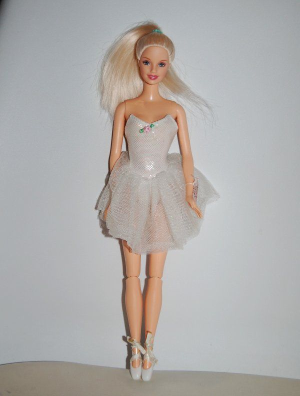Barbie ballet star 2000