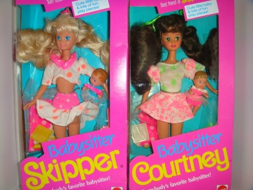 Courtney babysitter 1991